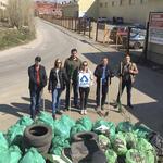 Спецоперация Липецкого станкостроительного предприятия по обыску территории и аресту мусора