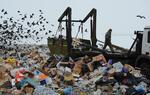 Минприроды подготовило правовую базу для легализации мусорных полигонов