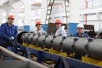 В Кургане открыт новый завод по производству труб в изоляции