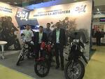 ОАО «ЗиД» представило новый мотоцикл «ЗиД-125»
