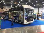 «Волгабас» представил электробус «Сити Ритм-12Е» созданный в партнерстве с «Лиотех»
