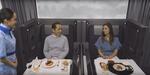 Новый роскошный салон в самолетах авиакомпании ANA