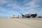 Орбитальный космоплан X-37B побил рекорд продолжительности полета предыдущей миссии