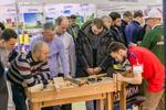 Столярные технологии и мастер классы на выставке MITEX-2019