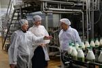 Компания «Danon» изучила опыт Удмуртии в области переработки молока
