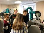 Старт нового учебного года в обновленной лаборатории «ВИБРОТЕХНИК» в УГГУ