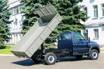 УАЗ выпустил грузовик «Профи» в виде самосвала