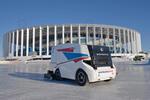 В России представлен первый ледовый комбайн отечественного производства «Форвард-МАКС»