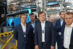 Официальный визит Правительства г. Москвы на завод MAN в Турции г. Анкара