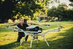 Дрон поставил рекорд по длительности перелета