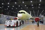 Корпорация «Иркут» завершила постройку четвертого самолета МС-21-300 для летных испытаний