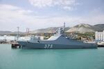 В уходящем году в состав Черноморского флота принято девять единиц корабельного состава