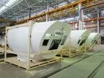 СНСЗ изготовил композитные комплектующие для Кочубеевской ветроэлектростанции