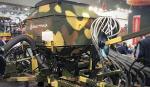 «Росэлектроника» представила сельхозтехнику в камуфляже на «Агросалоне-2020»