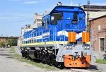 «ШААЗ» изготовил второй тепловоз ТЭМ2Н-УГМК для казахской компании «ЖелДорТранс-Актобе»