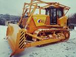 Бульдозеры ЧТЗ защитят леса в Иркутской области