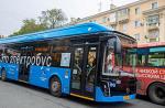 Первые на Дальнем Востоке электробусы вышли на линию в Приморье