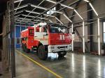 Завод в Курганской области нарастил выпуск пожарных машин благодаря нацпроекту