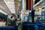 УТЗ изготовил первую турбину для Пермской ТЭЦ-9