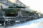 Омсктрансмаш отправил в российские войска танки Т-80БВМ