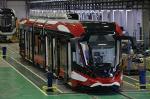 В Петербурге создают первый в России алюминиевый трамвай