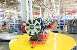 «КАМАЗ» выпустил первую тысячу двигателей Р6