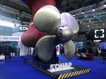 Группа «Конар» представила гребной винт для ВРК ледового класса Icebreaker7