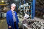 Часть комплектующих для «Ауруса» будут изготавливать на предприятиях КАМАЗа