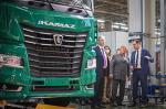 На прессово-рамном заводе КАМАЗа реализуется проект по реинжинирингу