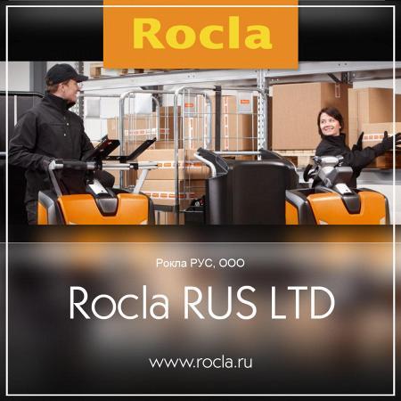 Рокла РУС, ООО в Инстаграм
