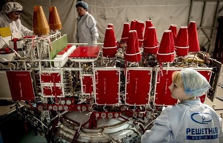 Российская компания разработала облегченную теплоизоляцию для спутников ГЛОНАСС