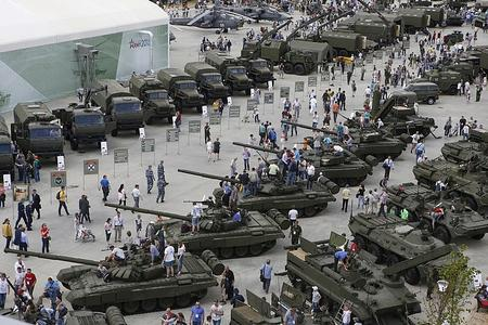 Россия побила рекорд по экспортным заказам вооружений
