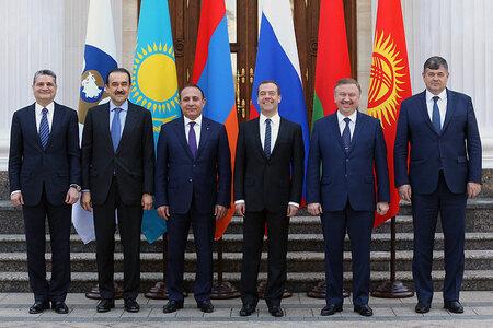 Дмитрий Медведев рассказал об успехах ЕАЭС