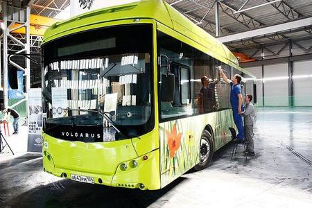 Владимирский завод «Волгабас» начал производство деталей для своих автобусов