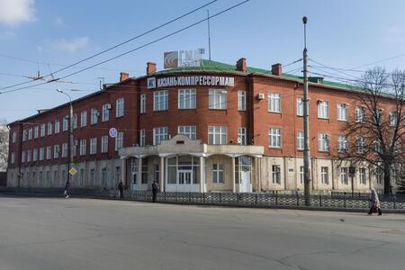Компрессорные агрегаты производства Казанькомпрессормаш введены в эксплуатацию