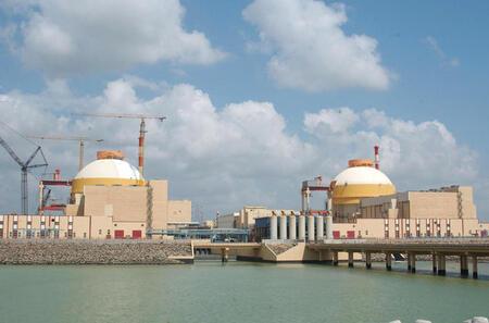 Блок №2 индийской АЭС «Куданкулам» впервые вышел на 100% мощности