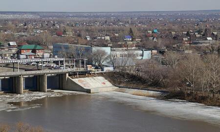 Правительство выделило 17 миллионов из федерального бюджета на ремонт гидротехнических сооружений