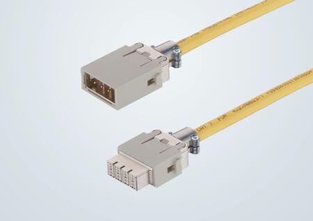 Модуль Han Gigabit Кат. 7A для повышения безопасности передачи данных