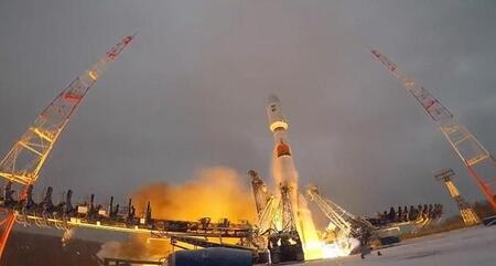 Ракета-носитель «Союз-2.1б» успешно вывела на орбиту спутник Минобороны