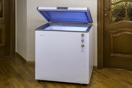 Тестирование морозильного ларя FROSTOR F250S