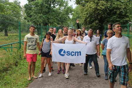 SCM поддерживает  объявленный  Президентом РФ год волонтёрства.