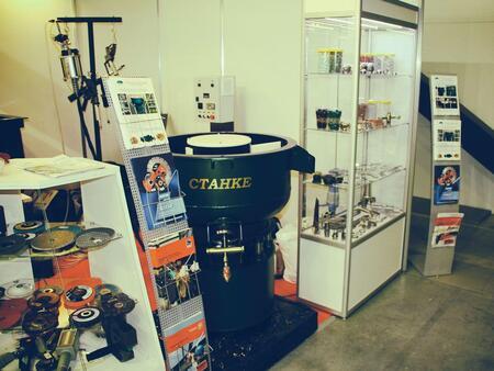 «Компания Станке» — российский и международный опыт финишной обработки.