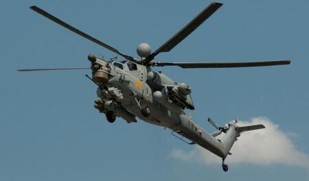 Завершена разработка двигателя для нового боевого вертолета Ми-28НМ