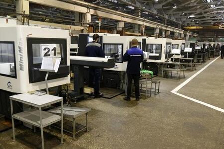 «Курганприбор» восстановлен на 100% и приступает к запуску новых цехов