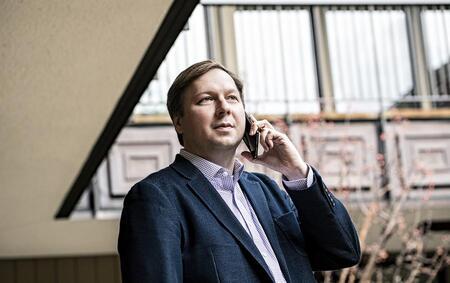 Дмитрий Гришин о будущем онлайн-бизнеса и роботах, которые будут нас окружать