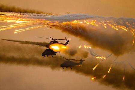 Новые ракеты с увеличенной дальностью для вертолетов