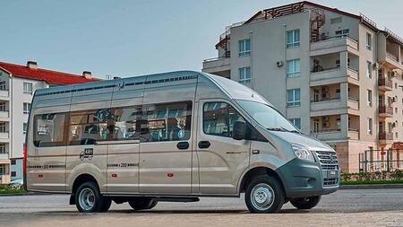 ГАЗ приступил к выпуску сверхдлинных версий модели «Газель NEXT»