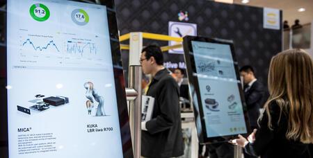 Роботы-коллеги: Промышленный интеллект профессионально и точно решает поставленные задачи