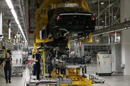 В индустриальном парке «Есипово» Московской области открыт завод Mercedes-Benz