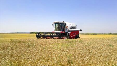 Российские комбайны занимают 15% глобального рынка, а энергонасыщенные трактора до 25 %